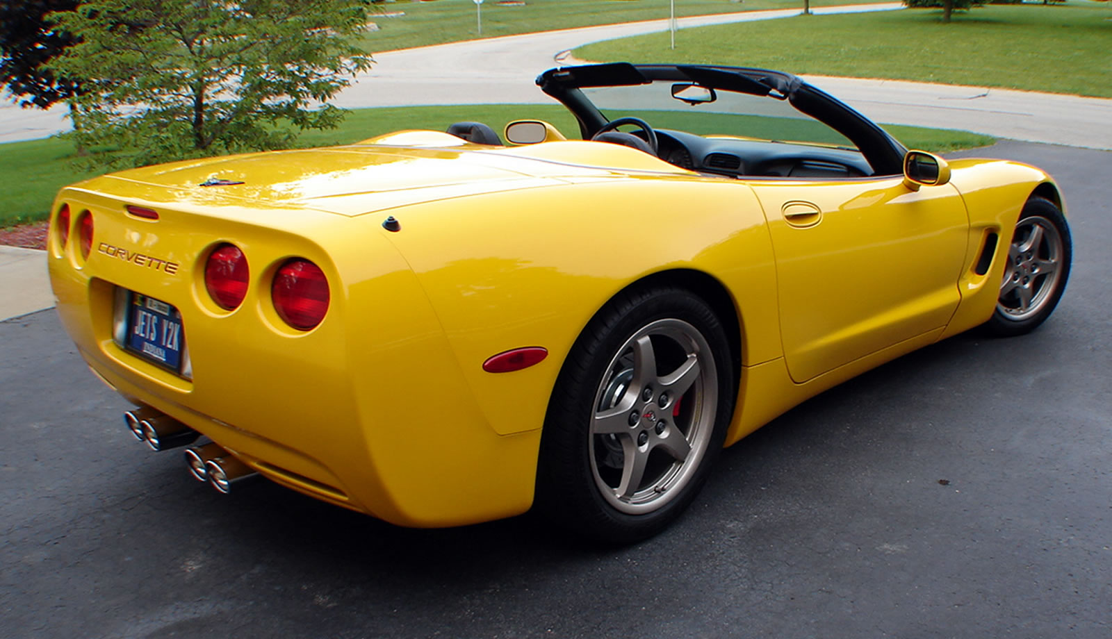 f s 2000 millenium yellow convertible 6 speed corvetteforum chevrolet corvette forum discussion. Black Bedroom Furniture Sets. Home Design Ideas